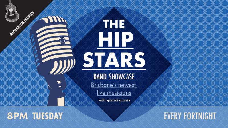 Empire Hotel Hipstars Showcase