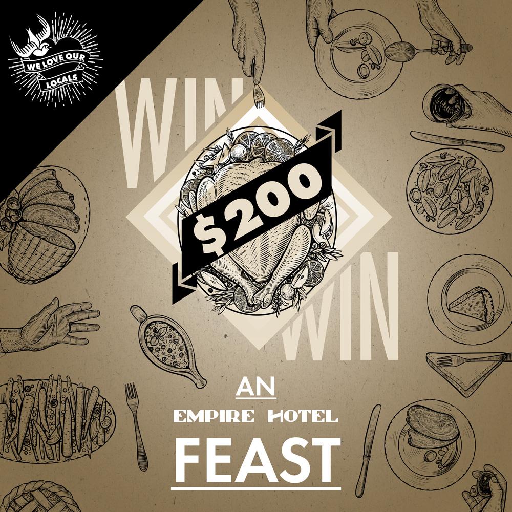 Empire Hotel Win