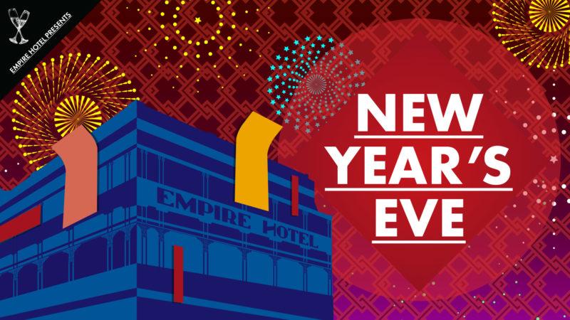 New Year's Eve Empire Hotel Brisbane