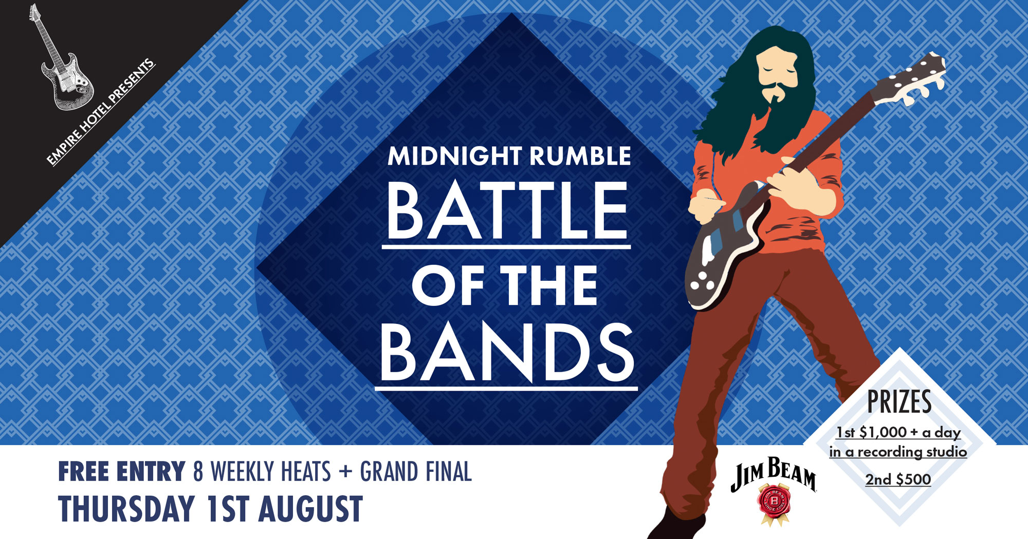 Empire Hotel Battle of the Bands