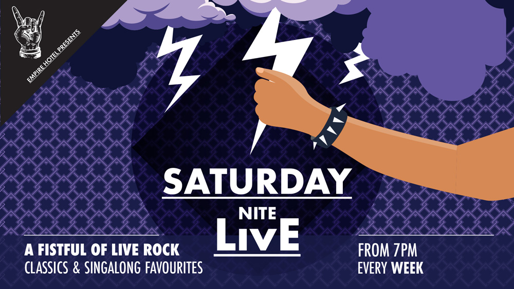 Empire Hotel Saturday Night Live Bands