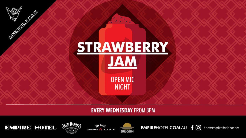Empire Hotel Strawberry Jam