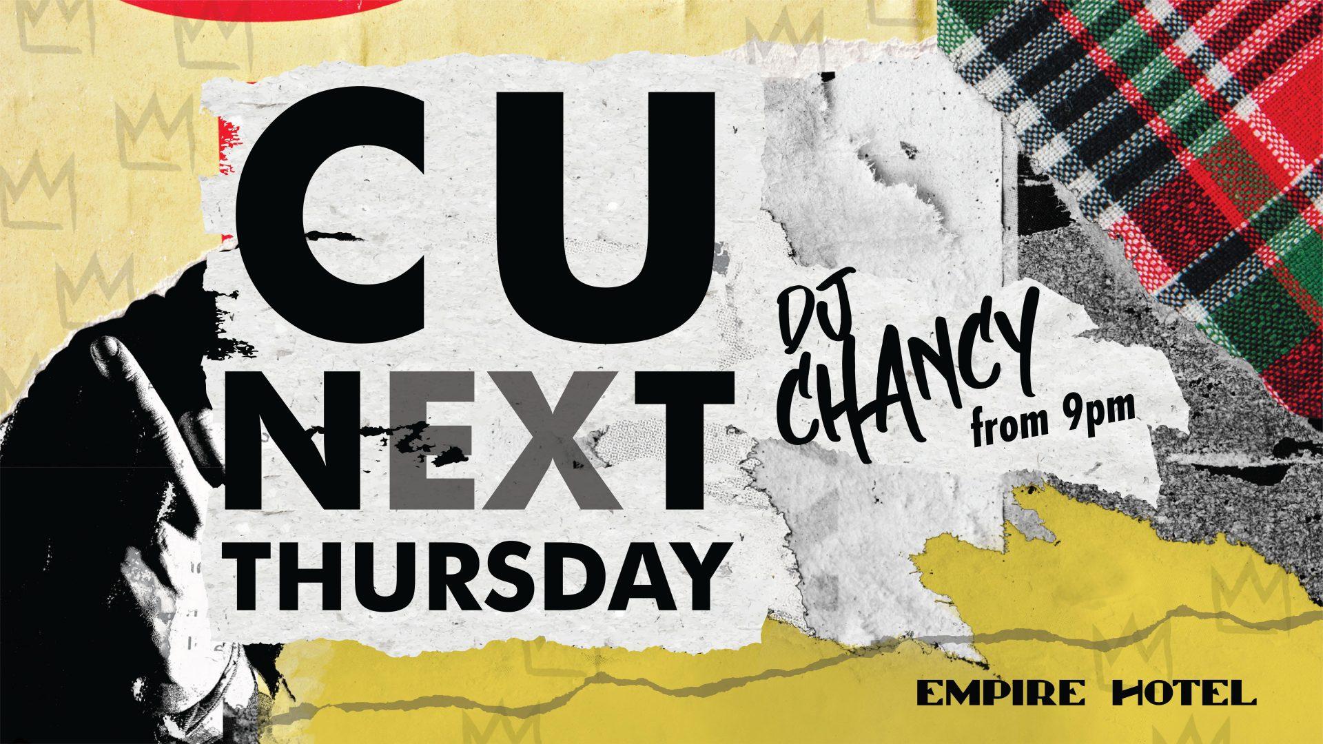 Empire C U Next Thursday