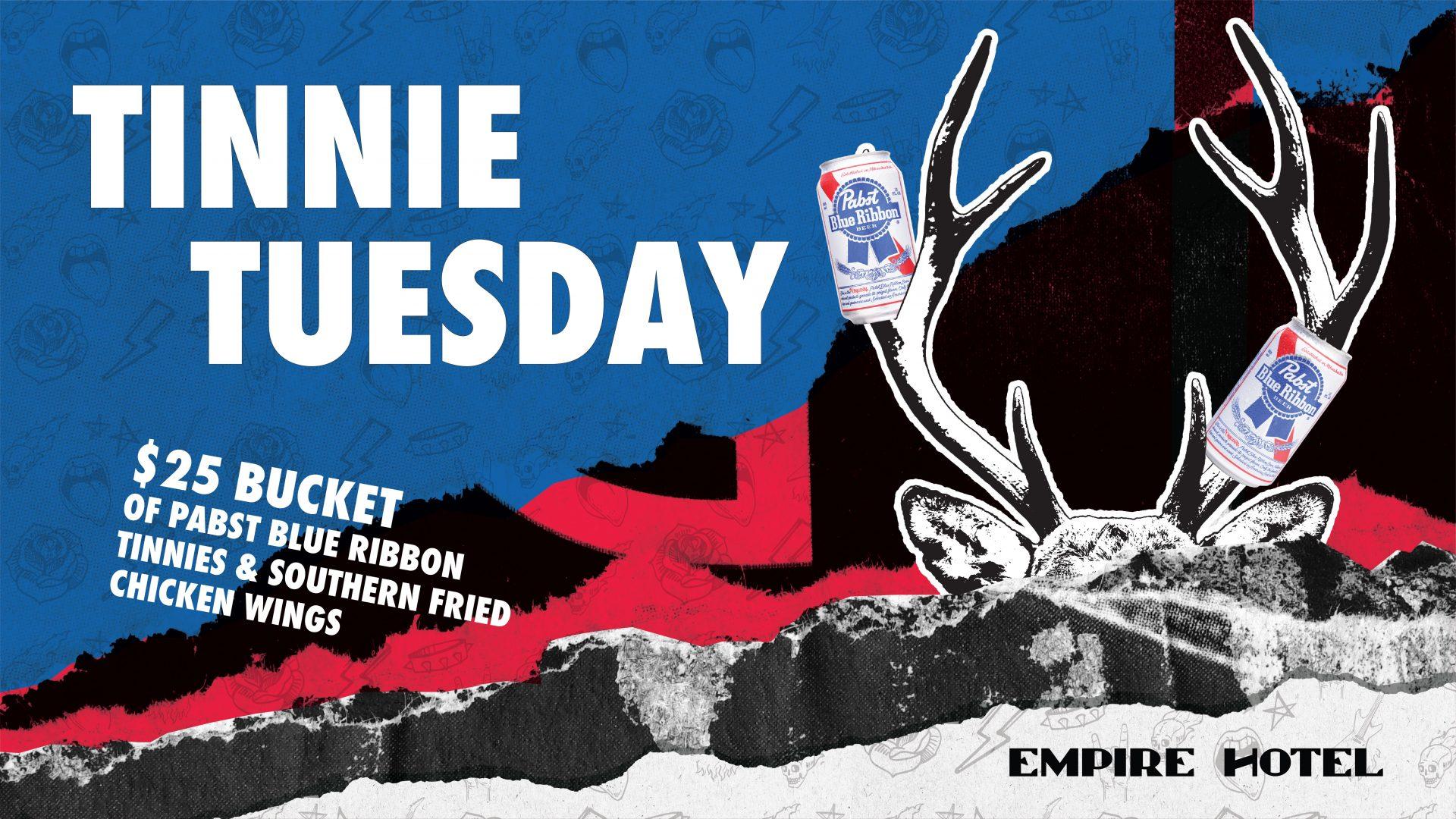 Tinnie Tuesday